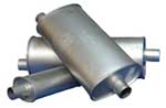 Large range of Universal Mufflers
