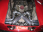 /Factory 5 GTM Custom Exhaust System