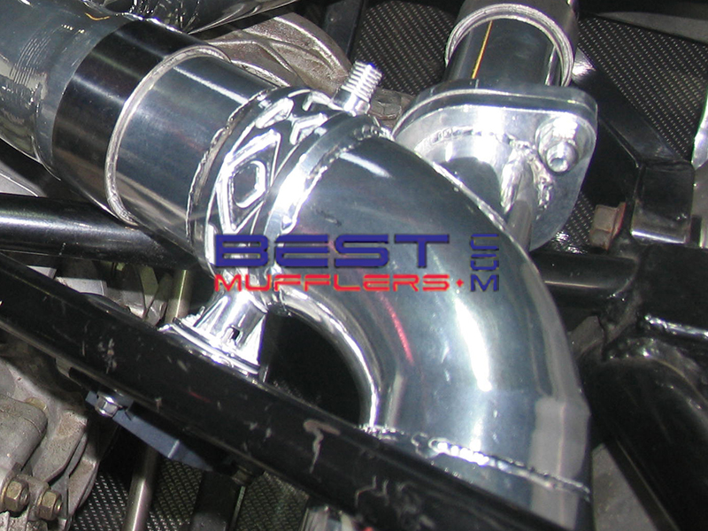 Factory 5 GTM-Exhaust System