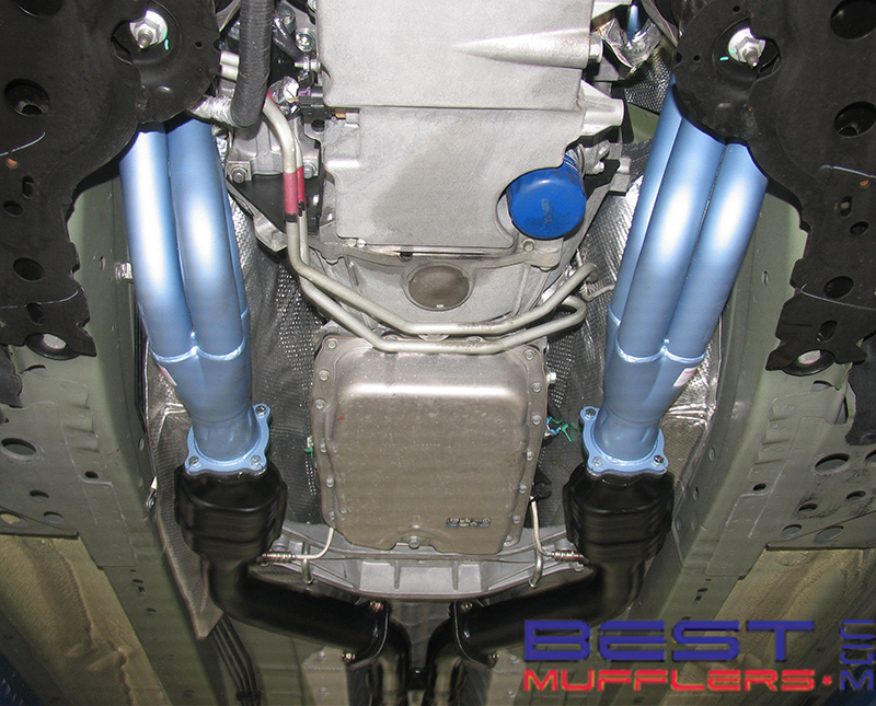 Holden Commodore VF Wagon Supercharged Pacemaker Headers