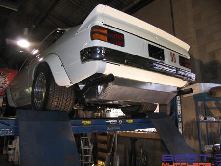 Holden Lx Torana 355 Stroker Amp Twin 2 1 2 Quot Sports Exhaust
