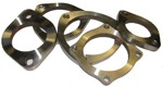 Exhaust System Flange Plates inc Header Plates for making Extractors