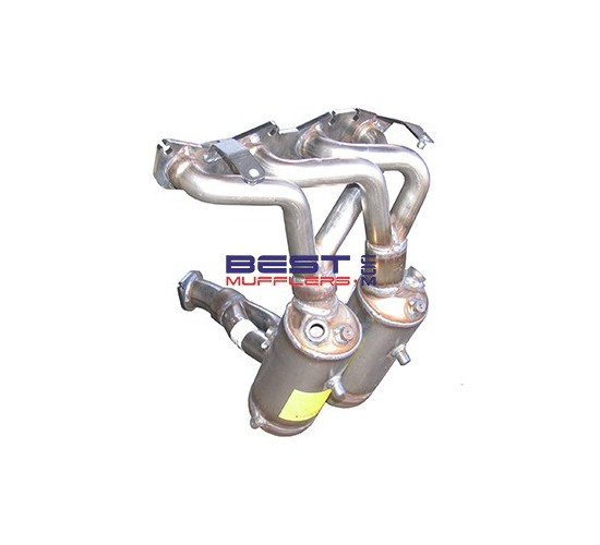 Factory Fit Catalytic Converter