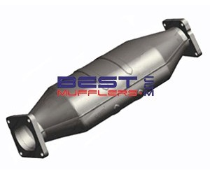 Catalytic Converters & Dpf Assemblies