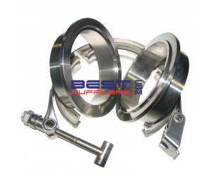 Exhaust System V Band Flange Kit