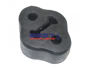 Exhaust System Rubber Support Festiva Courier, Laser Most Small Ford & Mazda Models PN# MAR005