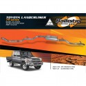 Berklee Ballistic 4x4